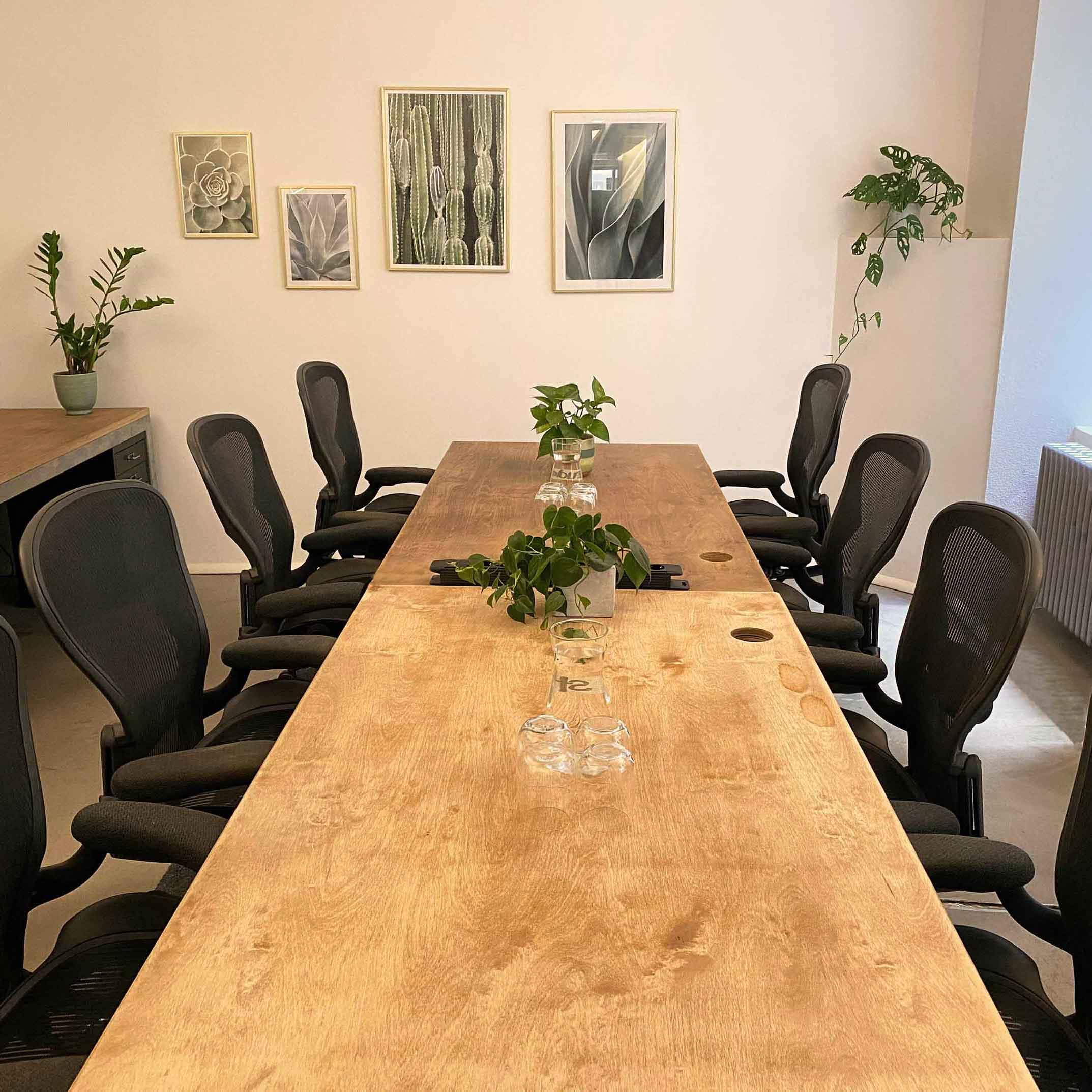 velvet space meeting space