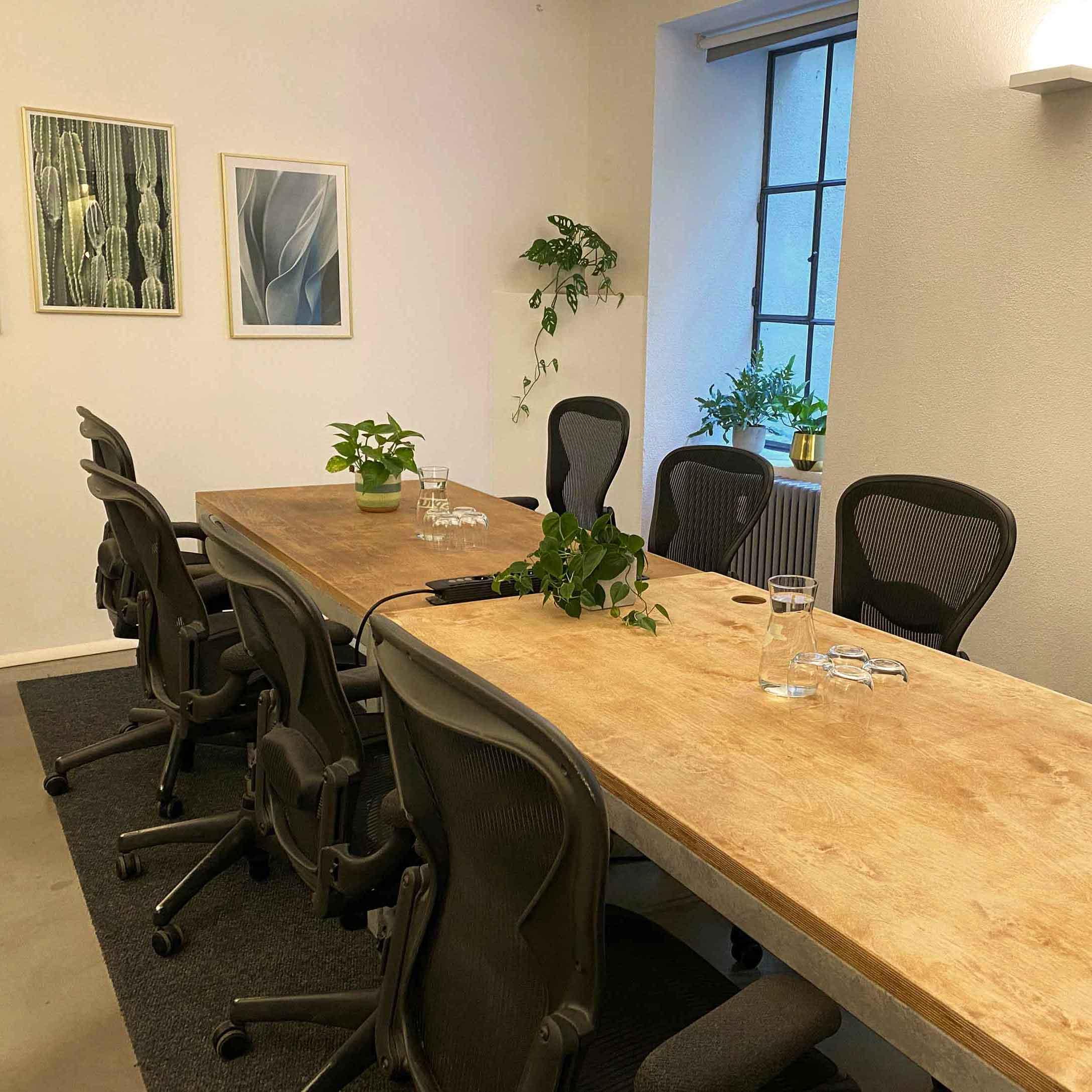 coworking meeting space
