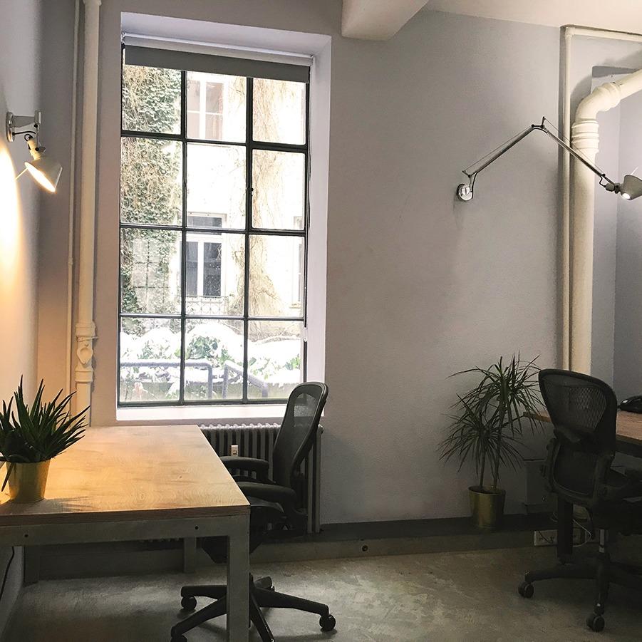 Small team office